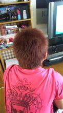 散髪・・・(°Д°)∂゛
