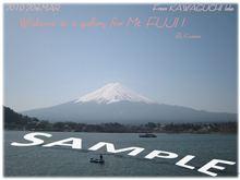 今日の富士山 110802:欲しいドラえもんグッズ編