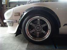旧車のタイヤ問題