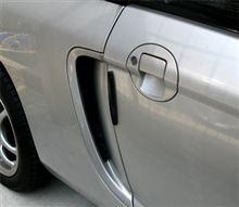 【PP1】ドア傷防止用ゴムの撤去