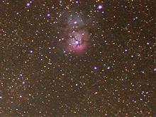 M20 三裂星雲
