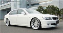 【夏のAutoCouture エアロ祭り】BMW 7シリーズ 750 セール価格にて販売中!