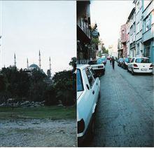 イスタンブールの街角