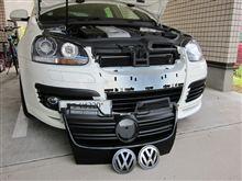 VWマーク DIY塗装品と交換
