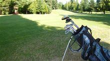 オレゴンで初ゴルフ