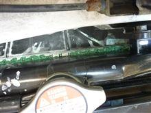 ステップワゴンRF1 社外ラジエーター