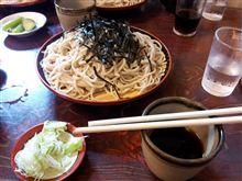 蕎麦三昧@Nagano