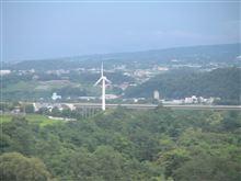 散歩コース 上毛大橋 (北側の歩道より)