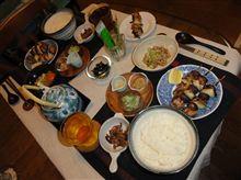 今夜は和食