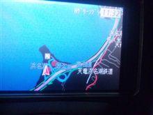浜名湖まで来ました