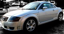 【試乗】Audi TT Coupe S-line Limited (GH-8NBVR) 三度