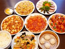 中華料理食べ放題!!に行って来た♪