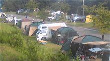 尾花沢へキャンプ