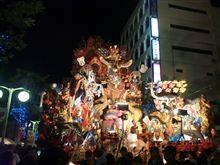 八戸三社大祭2011(前夜祭)