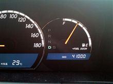 41,000Km 走行距離も年齢も加算されるだけ