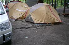 15日から17日までキャンプだ!