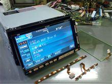 市販モデル、HDDナビ、AVN6606HD、135001-5130。