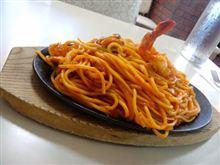 海の幸スパゲティ トマト風味