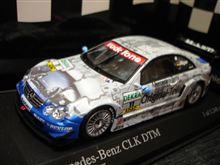 Mercedes Benz CLK DTM 2003 T.Jäger