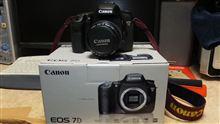 1800万画素のカメラ