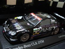 Mercedes Benz CLK DTM 2003 J.Alesi