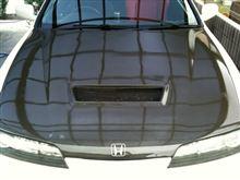 インテ洗車