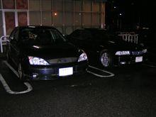 ドイツ車?2台並び