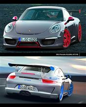 2014 New 991 GT3RS !?
