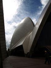 Sydneyにて