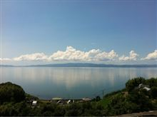 長崎 大村湾です。