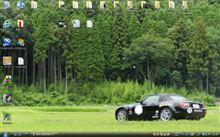 PCのデスクトップ画像変更
