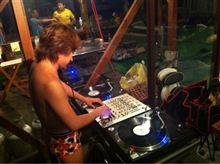 DJ NAORYU見参