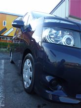 久々に洗車