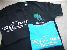 RG.net オフィシャルTシャツ