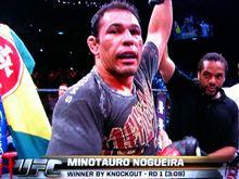 「UFC134」観戦結果((((;゜Д゜)))))))