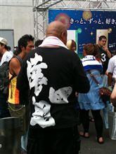 a-nation2011 at 味スタ!でくぅちゃん!