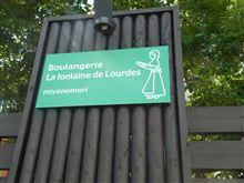 Boulangerie La fontaine de Lourdes & 旭山記念公園