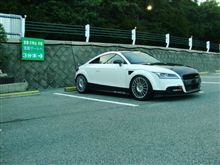 DTM Competition & NITTO INVO Road Test in ROUYU(爆)