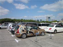 ビッグサイト駐車場