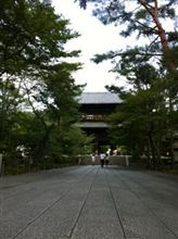 南禅寺 三門 (20110827)