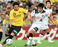 J1第24節 川崎vs柏