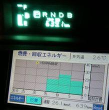本日の燃費日記20110828