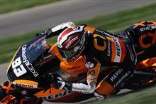 Moto2 インディアナポリスGP インディアナポリスレースウェイ 予選結果