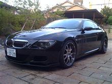 BMW M6 ファンファンレーシング??
