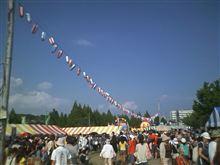 お祭り~♪
