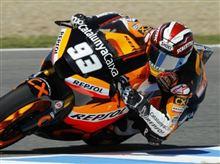Moto2 インディアナポリスGP インディアナポリスレースウェイ 決勝結果