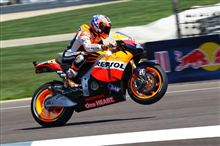 MotoGP インディアナポリスGP インディアナポリスレースウェイ 決勝結果