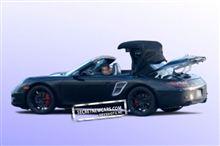 New Porsche 911 Convertible To Get Metal Roof !?
