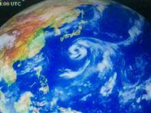 台風も接近してますが…