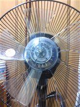 扇風機を良く見てたら…